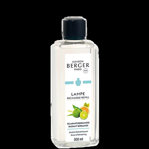 Parfum éclatante bergamote 500ml