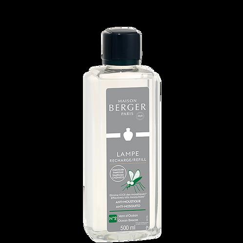Parfum anti-moustique vent d'océan 500ml