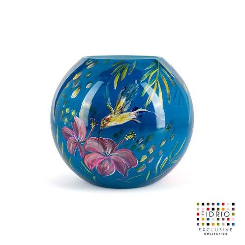 """Vase FIDRIO """"Kolibri"""" peint à la main"""