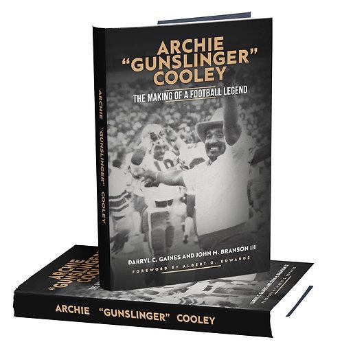 """Archie """"Gunslinger"""" Cooler Book"""