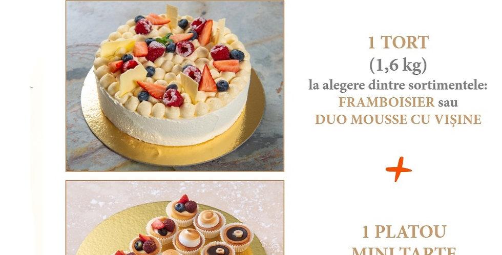 Pachet Cake & Tarts