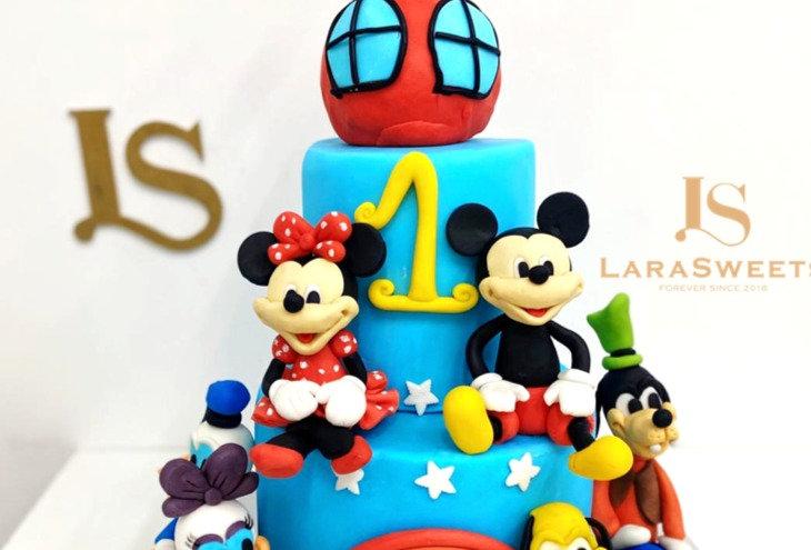 Tort Disney Party
