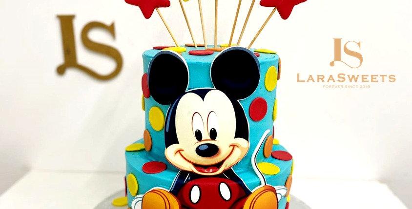 Tort Mickey Star