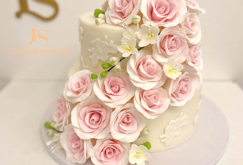 Tort Sweet Rose