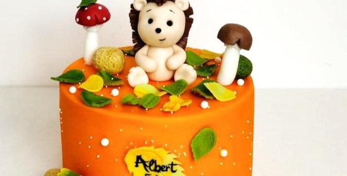 Tort Arici de Toamna