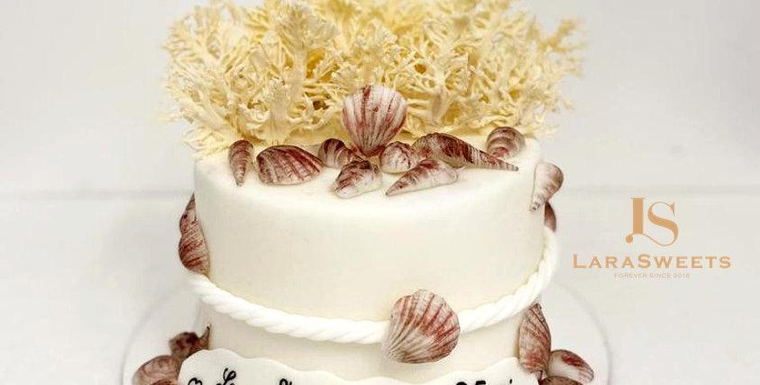 Tort Nunta Coral