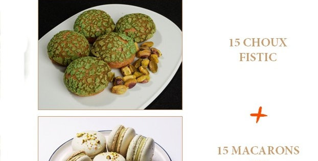 Pachet Choux and Macarons