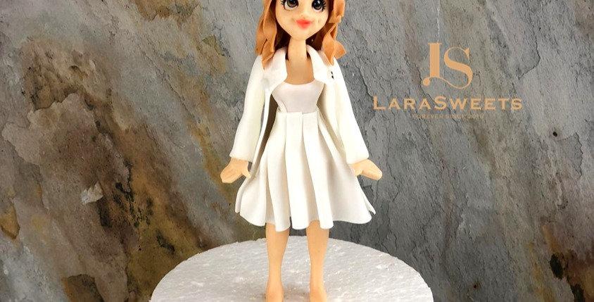 Figurina Doctorita