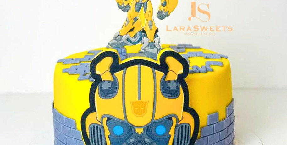 Tort Transformers - Bumble Bee