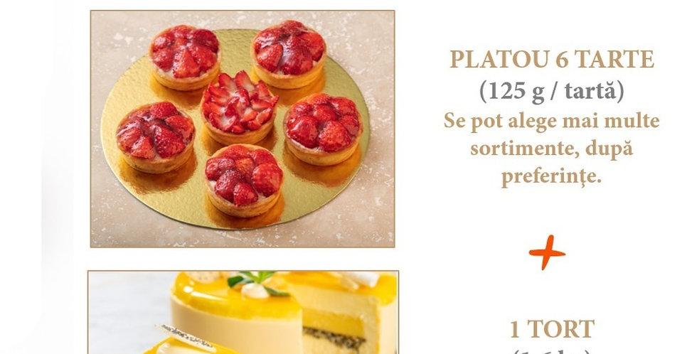 Pachet Tarte Midi & Cake