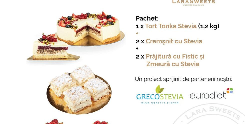 Pachet Stevia Sweets