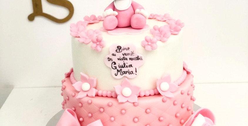 Tort Baby Minnie