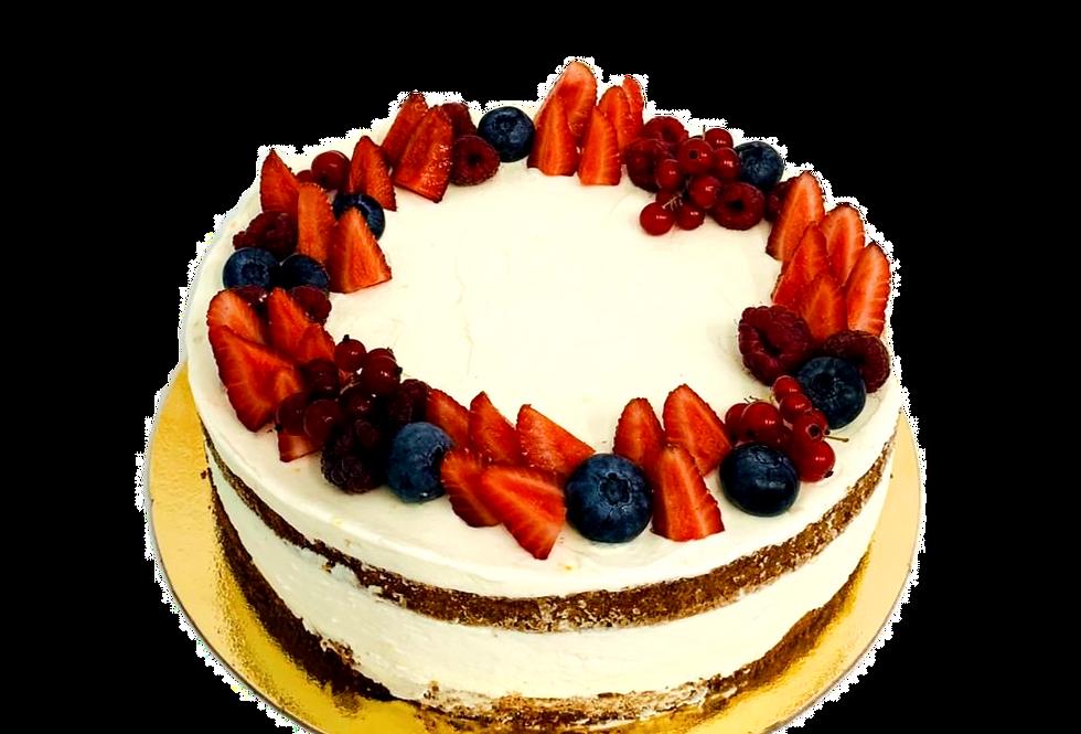 Carrot Cake cu Stevie