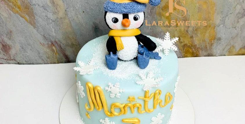 Tort Baby Penguin