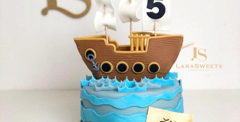 Tort Corabie Pirati