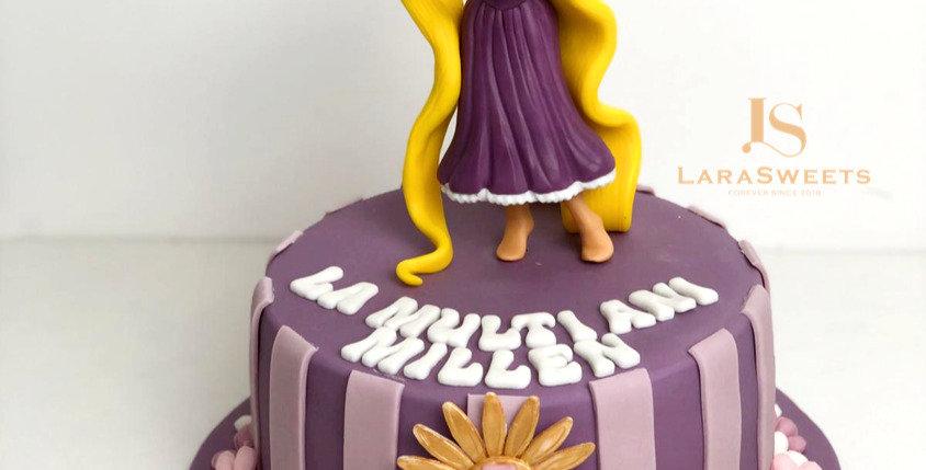 Tort Rapunzel