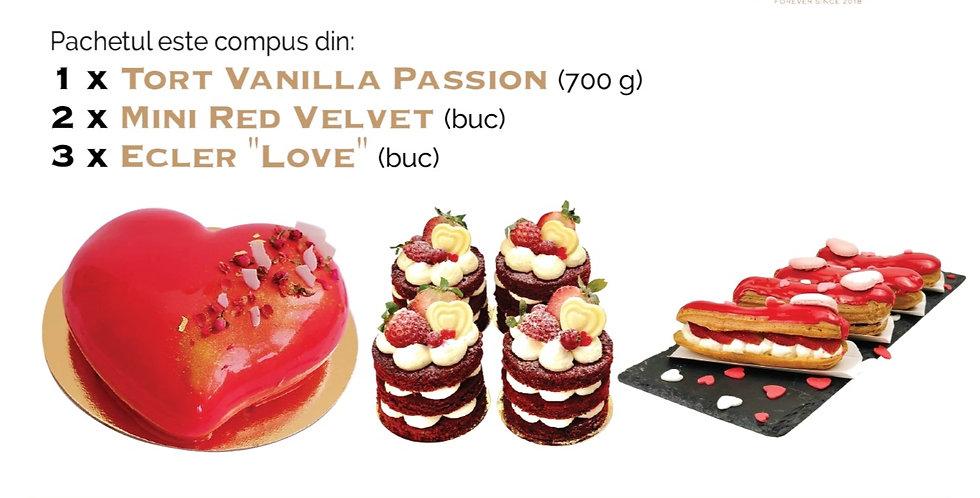 Pachet Love Passion