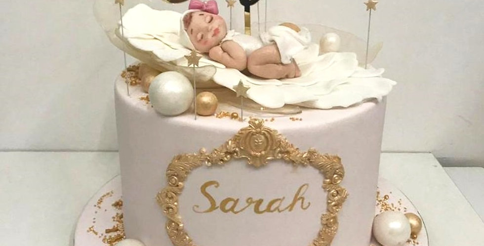 Tort Baby Lotus