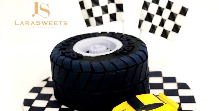 Tort Race Tire