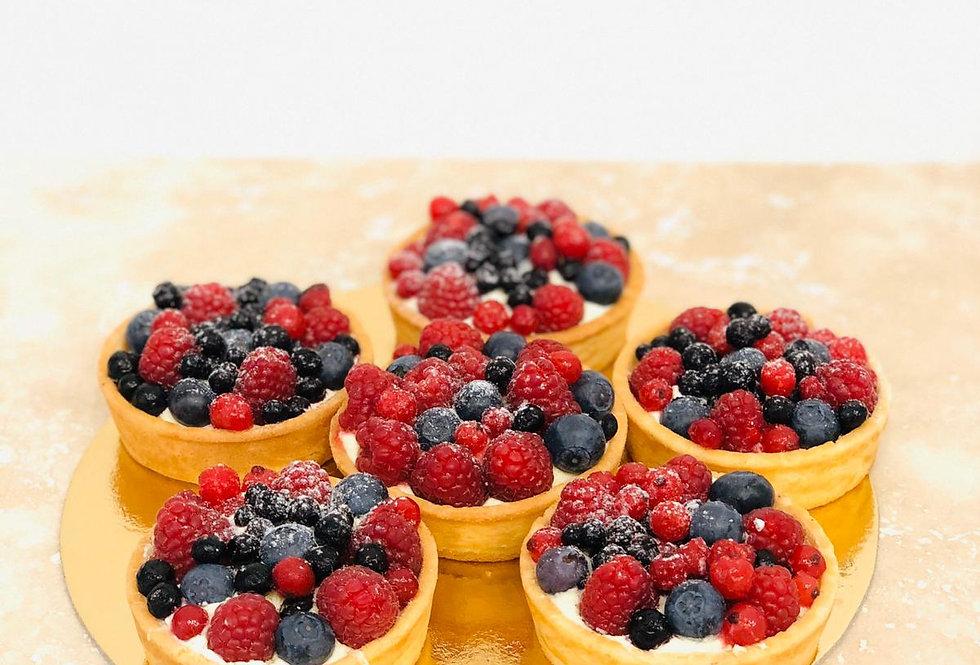 Tarta Fructe de Padure
