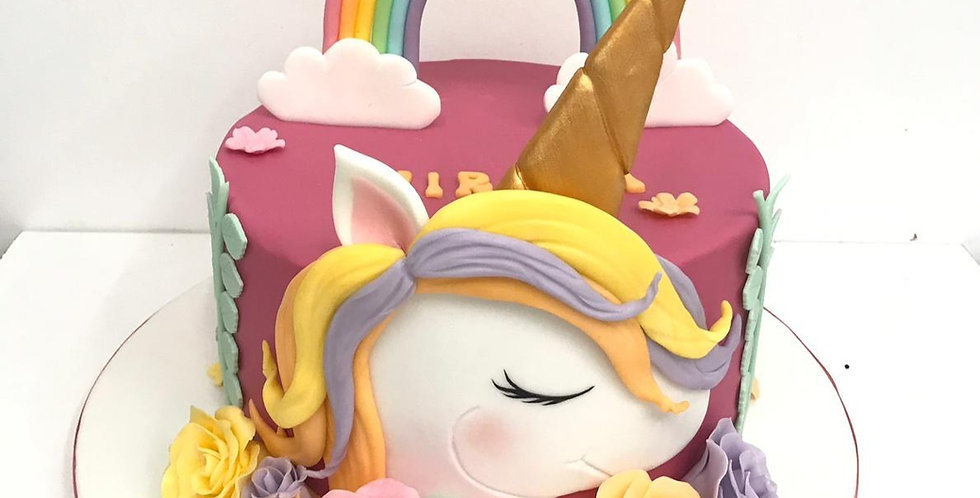 Tort Rainbow Unicorn