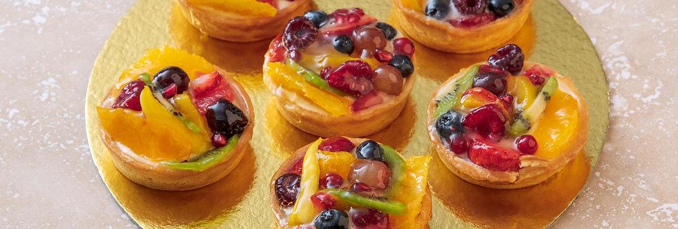 Tarta Fructe Exotice