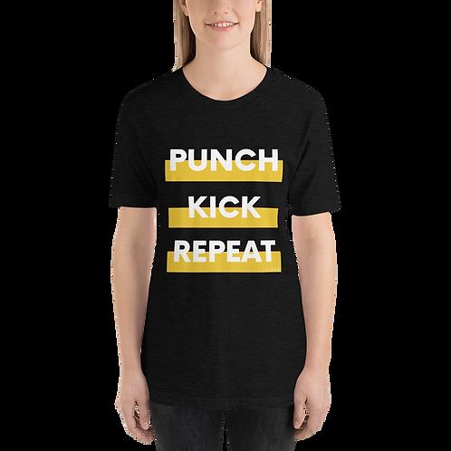 Kickboxing - Short-Sleeve Unisex T-Shirt