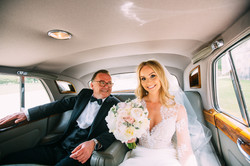 Bride and Pops