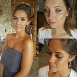 Some more makeup from lovely _sophmc17 wedding #dorsetmua #dorsetmakeupartist #lulworthcastle what a