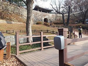 남한산성 박스형 카운터