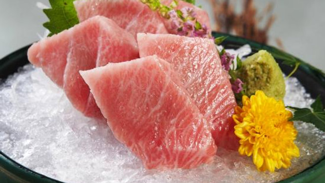 Oo-TORO Atlantic Bluefin Tuna (Saku)