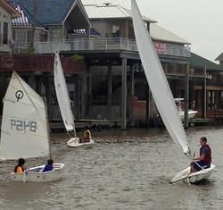 Junior Sailing Camp 2015