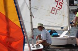 Junior Sailing Camp 2014