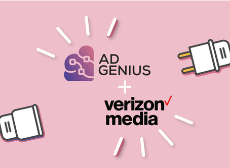Verizon Media Integration to AdGenius.ai