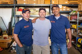 Warm Corp West Technicians