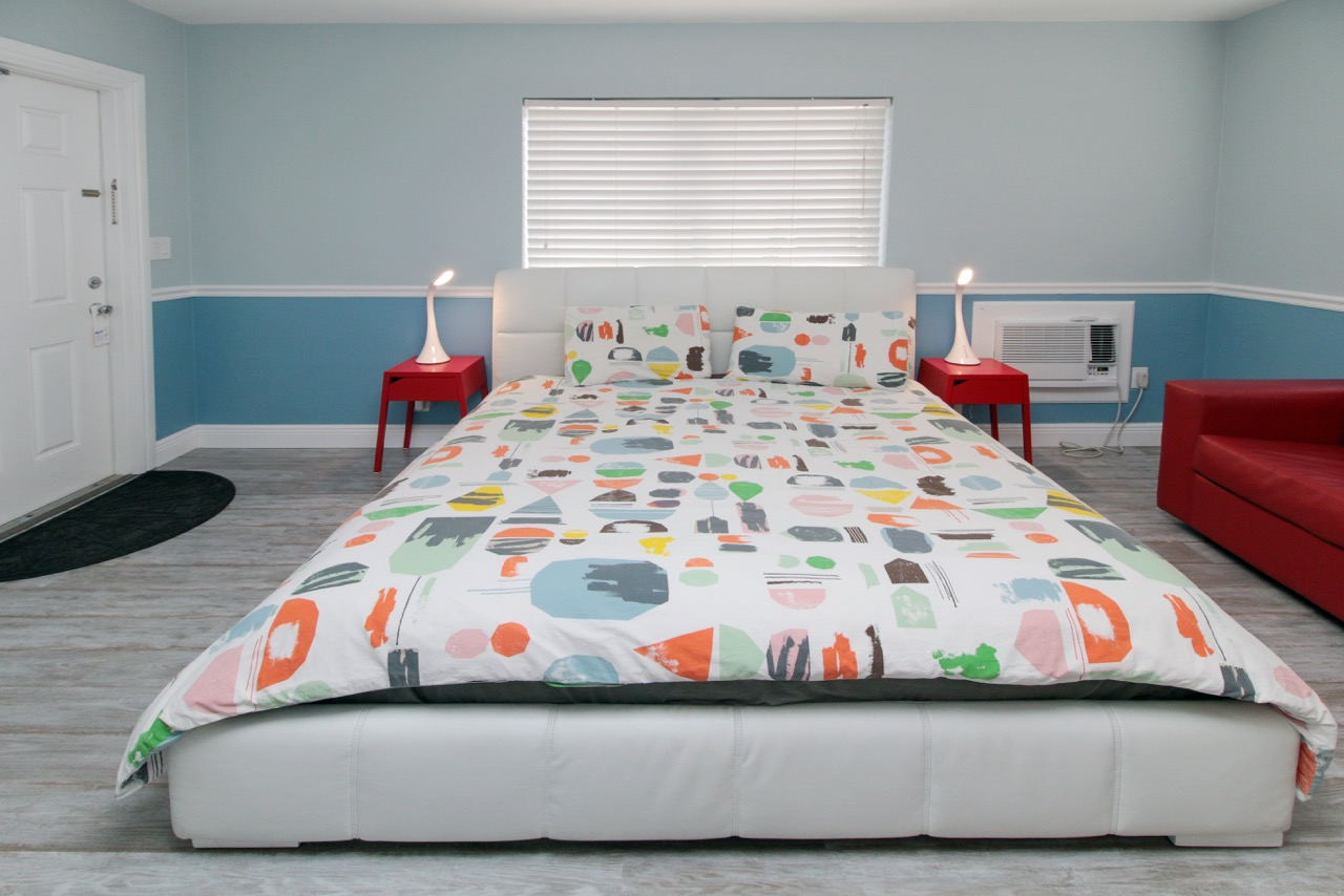 Big Comfortable Beds!