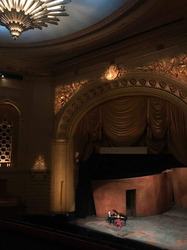 2019 Merola Opera Program, General Auditions at San Francisco War Memorial Opera House