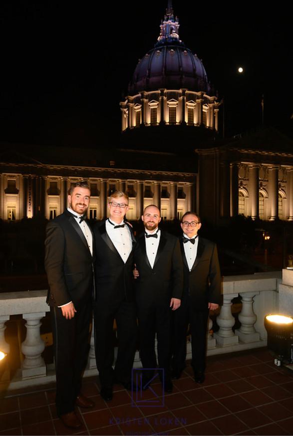 2019 Merola Opera Program Gala, with Fellow Apprentice Coaches William Woodard, Andrew King, Nicholas Roehler, San Francisco