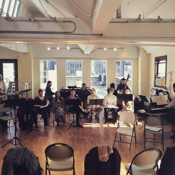 shards AEA Reading, Shetler Studios, NYC, February 2015