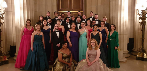 2019 Merola Opera Program