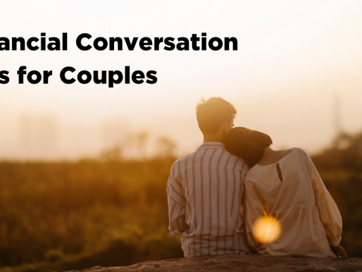 Financial Conversation Tips for Couples
