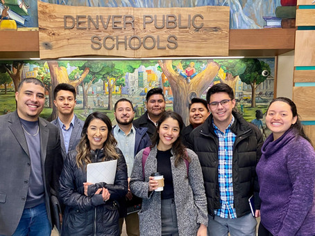 DPS Alumni Championing Financial Literacy In High School