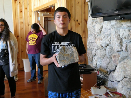 INTERN SPOTLIGHT:Wesley Thomas Jr. (Crow Creek Sioux)