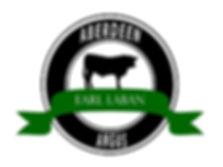 Elevage de vaches de race Angus près de Pau dans les Pyrénées Atlantiques