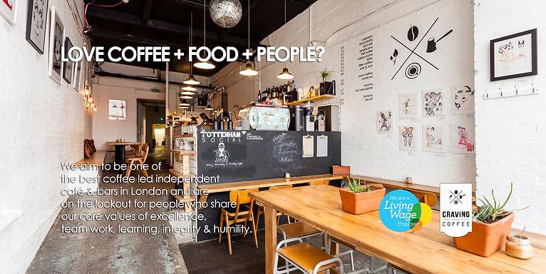 Jobs at Craving Coffee