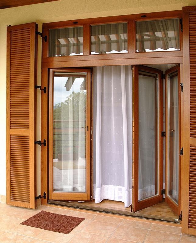 Пластиковые двери для террасы и веранд