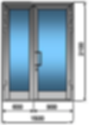 металлопластиковые двери входная группа