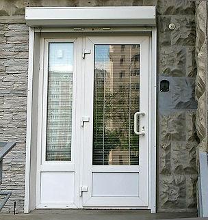 металлопластиковые двери в киеве