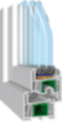 Пластиковые окна Саламандра