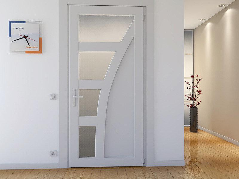 межкомнатные металлопластиковые двери в киеве